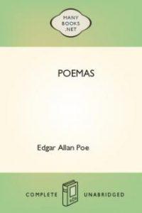 Extracto del libro: Poemas con Edgar Allan Poe