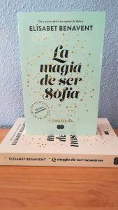La magia de ser Sofía de Elisabet Benavent