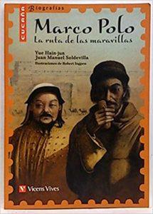Marco Polo la ruta de las maravillas de Vicens Vives